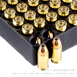 50 Rounds of .380 ACP Ammo by Magtech - 95gr JHP