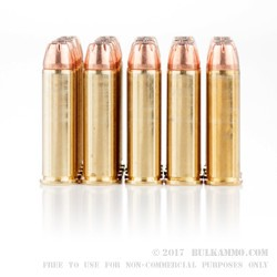 25 Rounds of .357 Mag Ammo by ProGrade Ammunition - 180gr JHP