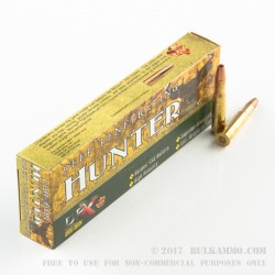 20 Rounds of 30-30 Win Ammo by Corbon - 150gr DPX
