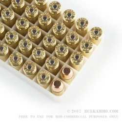 250 Rounds of .40 S&W Ammo by Blazer Brass - 180gr FMJ
