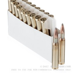 500  Rounds of 30-06 Springfield Ammo by Prvi Partizan - 165gr PSP