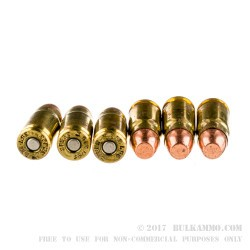 50 Rounds of .357 SIG Ammo by Speer - 125gr TMJ