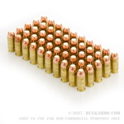50 Rounds of .40 S&W Ammo by BVAC - New - 180gr PFP