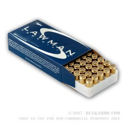 1000 Rounds of .40 S&W Clean-Fire Ammo by Speer - 180gr TMJ