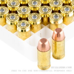 50 Rounds of .45 ACP Ammo by Speer Lawman  - 200gr TMJ