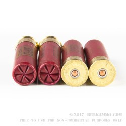 5 Rounds of 12ga Ammo by Federal - 2 ounce #5 shot