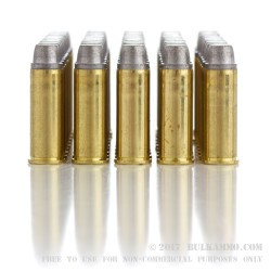 400 Rounds of .44 Mag Ammo by BVAC New - 240gr LSWC