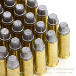 150 Rounds of .44 Mag Ammo by BVAC - 240gr LSWC