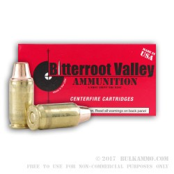 1000 Rounds of .45 ACP Ammo by BVAC - 200gr FMJSWC