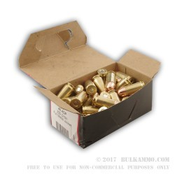 1000 Rounds of .45 ACP Ammo by BVAC - 230gr FMJ
