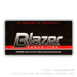 50 Rounds of .45 ACP Ammo by Blazer - 230gr FMJ