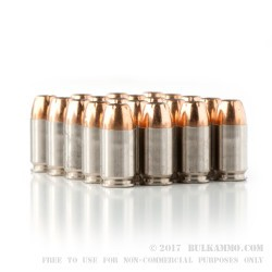 200 Rounds of .45 GAP Ammo by Federal - 185gr JHP