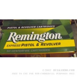 45 Long Colt 250 gr LRN Remington Express Ammo For Sale!