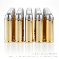 50 Rounds of .45 Long-Colt Ammo by ProGrade Ammunition - 250gr LFN
