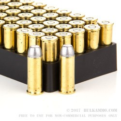 50 Rounds of .44 S&W Spl Ammo by ProGrade Ammunition - 200gr RN