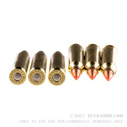 1000 Rounds of .223 Ammo by Fiocchi - 50gr V-Max