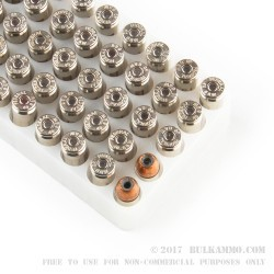 50 Rounds of .40 S&W Ammo Tactical Bonded by Federal LE - 155gr JHP