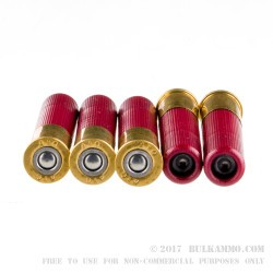 "5 Rounds of .410 Ammo by Federal Power Shok - 2-1/2"" 1/4 ounce Rifled Slug"