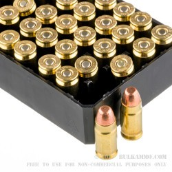 50 Rounds of .357 SIG Ammo by Remington - 125gr FMJ