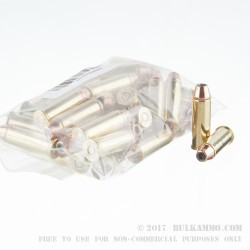 50 Rounds of .44 Mag Ammo by DRS - 300 gr JHP