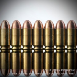1000 Rounds of .45 ACP Non-Toxic Ammo by MBI - 230gr TMJ