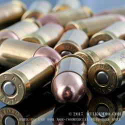 100 Rounds of .45 ACP Ammo by MBI - 185gr FMJ