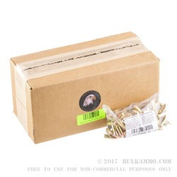 1000 Rounds of 9mm Subsonic Ammo by MBI - 147gr FMJ