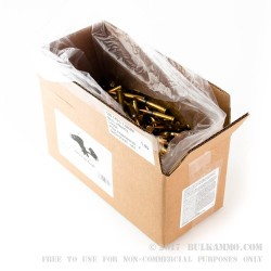 500 Rounds of 7.62x51mm XM80 Ammo by Federal - 149gr FMJ