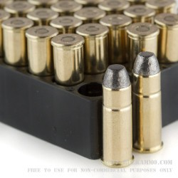 50 Rounds of .44-40 Win Ammo by Magtech - Cowboy Action - 200gr LFN