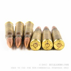 50 BMG - 660gr FMJ - Federal - 1251 Barrel
