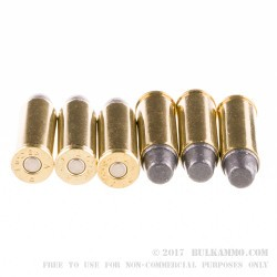 50 Rounds of .45 Long Colt Ammo by Armscor - 255gr LFN