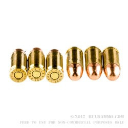 50 Rounds of .380 ACP Ammo by Aguila - 95gr FMJ