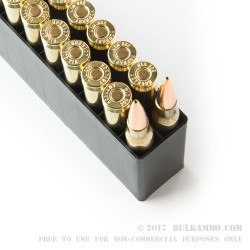 20 Rounds of .308 Win Ammo by Hornady - 178gr HPBT