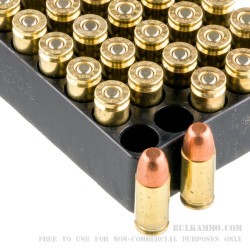 50 Rounds of 9mm Ammo by Remington - 147gr MC