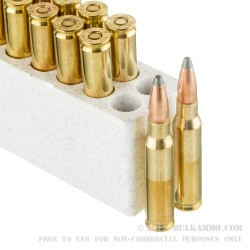 20 Rounds of .308 Win Ammo by Winchester - 180gr PP