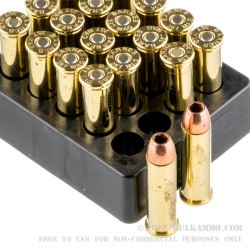 20 Rounds of .357 Mag Ammo by Barnes - 140gr XPB HP
