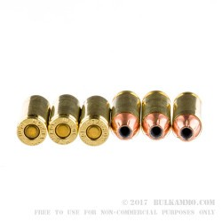 20 Rounds of 10mm Ammo by Hornady - 155gr JHP