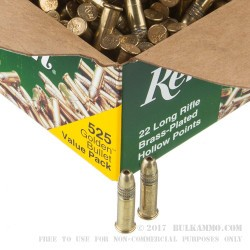 6300 Rounds of .22 LR Ammo by Remington - 36gr HP