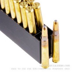 20 Rounds of .375 H&H Mag Ammo by Hornady - Dangerous Game - 300 gr DGX