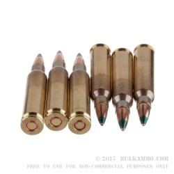 200 Rounds of 5.56x45 Ammo by Prvi Partizan Battle Pack - 62gr FMJBT M855