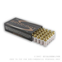 50 Rounds of 9mm Ammo by Speer Gold Dot Dive Ammo - 124gr JHP