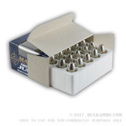 20 Rounds of 9mm +P Ammo by Magtech First Defense Justice - 92.6gr SCHP