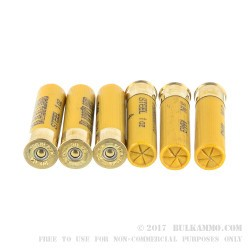 """25 Rounds of 20ga Ammo by Federal Blackcloud - 3"""" 1 ounce #4 shot"""