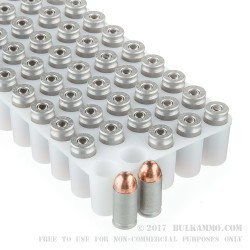 50 Rounds of 9x18mm Makarov Ammo by Blazer - 95gr FMJ