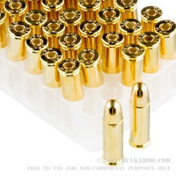 50 Rounds of .32S&W Long Ammo by Fiocchi - 97 gr FMJ