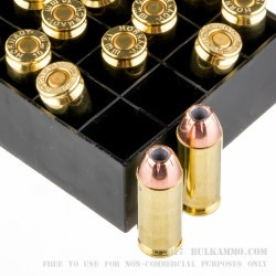 200 Rounds of 10mm Ammo by Hornady - 180gr JHP