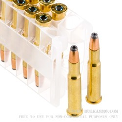 20 Rounds of 30-30 Win Ammo by Federal Power-Shok - 125gr HP