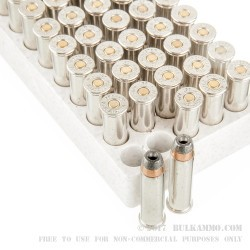 50 Rounds of .357 Mag Ammo by Winchester Super-X - 125gr JHP