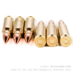 20 Rounds of .308 Win Ammo by Sellier & Bellot - 147gr FMJ