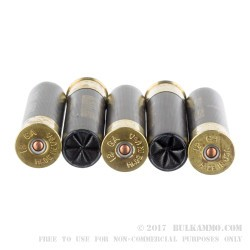 "25 Rounds of 12ga Ammo by Federal Blackcloud - 3 1/2"" 1 1/2 ounce #4 shot"